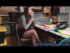 Real teen thief pounded