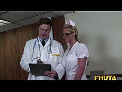 FHUTA -  Doctor Giving Phoenix Marie a Full Ana...