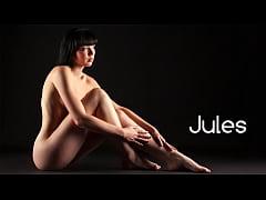 Nude Models Jules Seedcase-shooting _ PKinG TV