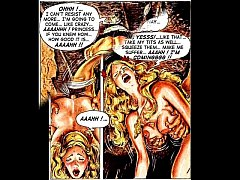 Interracial Hardcore Sex Comics