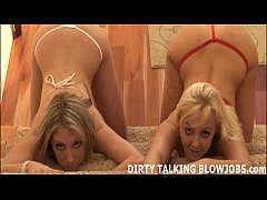 We are going to make your double blowjob fantas...