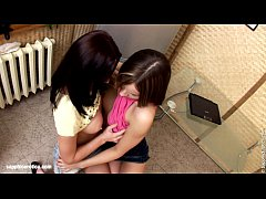 Pounded Cuties by Sapphic Erotica - lesbian love porn with Marianne - Ashlie