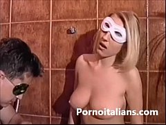 Italian amateur swingers - Coppia italiana scam...