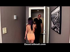 ExxxtraSmall - Petite Teen Teases And Fucks Bro-In-Law