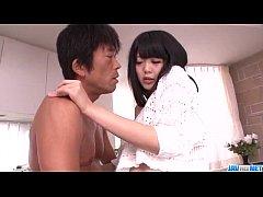 Sensual sex with oral stimulation along Riisa M...