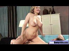 Mature Big Tits Lady (julia ann) Like To Suck A...