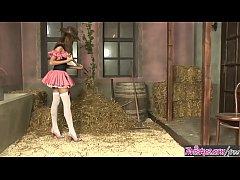 Twistys - Anita Pearl starring at Bailing Herse...