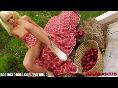Brutal toy in lesbian anal acrobats Porn Videos - TNAFLIX