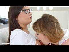 French Kissing by Sapphic Erotica - sensual ero...