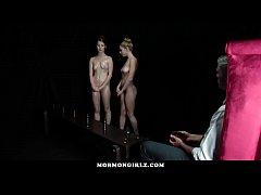 MormonGirlz- Two Girls Perform For The Creepy O...