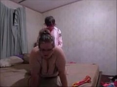 Two Teens Fucks & Play With Eachother With Crea...