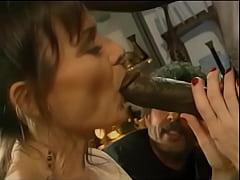 Anal mature & black dick