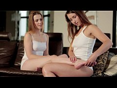 College Girls Alexis Crystal and Taylor Sands
