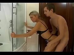 Hot Russian Mom fucks Son - seductivegirlcams.com