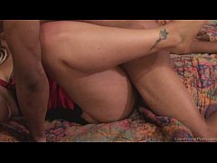 Big ass milf with glasses rammed really hard