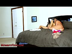 Latina stepteen squirting