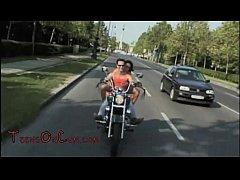 Young Biker Groupies