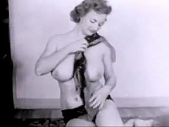 Sherry Knight on the Bed  Free Vintage HD Porn Mobile