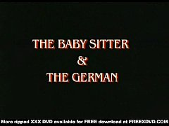 Babysitter fucked by the Father and his German ...
