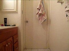 Shower Scene With Fredrick James pt1