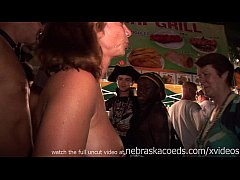 home video from fantasy fest key west florida