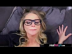 Real Girlfriend (staci carr) On Taped Perform H...