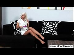 All Kind Of Sex Things Use By Alone Naughty Gir...