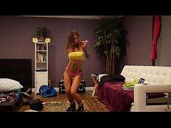 Felicity Feline Dancing and Yoga flexible tatto...