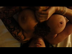 Fat Cock Cums on Huge Tits 20130821 232742