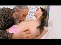 Old Goes Young - Jenya loves getting fucked by ...