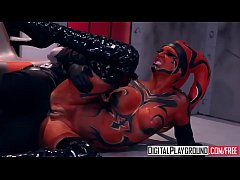 DigitalPlayground - Star Wars One Sith - XXX Pa...