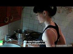 CZECH AMATEURS - PETRA & BOYFRIEND