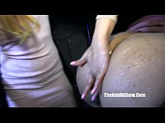 phat booty thick yella getting pussy banged asi...