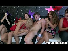 Blowjob Milf Orgy on milfgonebad