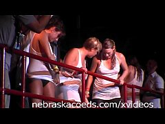 Limo Dildo Fun and Contest at Club Chaos