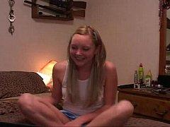 Hot webcam blond