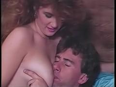 Danni Ashe -Big Tits - Blowjob And Titfuck