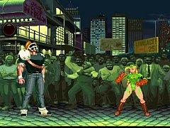 MUGEN Cammy vs Tower Gang