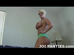 i see you staring at my tiny little panties joi