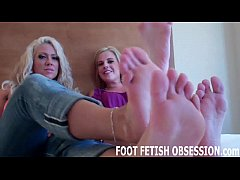 worship our feet and pamper our soles