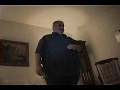 Chubby Bear Daddy - Home Alone