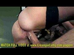 Creampie fest