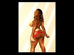 #Thongthursday Sexy Ebony Stripper