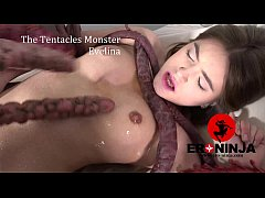 The Tentacles Monster Evelina Darlina