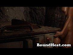 Gay bondage slave bounty hunter