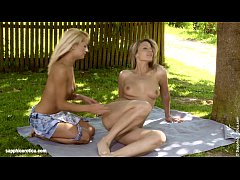Picnic Oral by Sapphic Erotica - sensual lesbia...