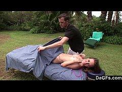 Dagfs - The resort's masseur really gives her g...
