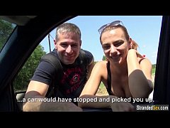 Teen hitchhiker Hanna Sweet and her lover have ...