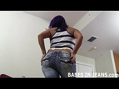 Let me shake my ass for you in tight jeans JOI