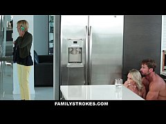 FamilyStrokes - Don't Tell Mom I fucked My Step-Dad